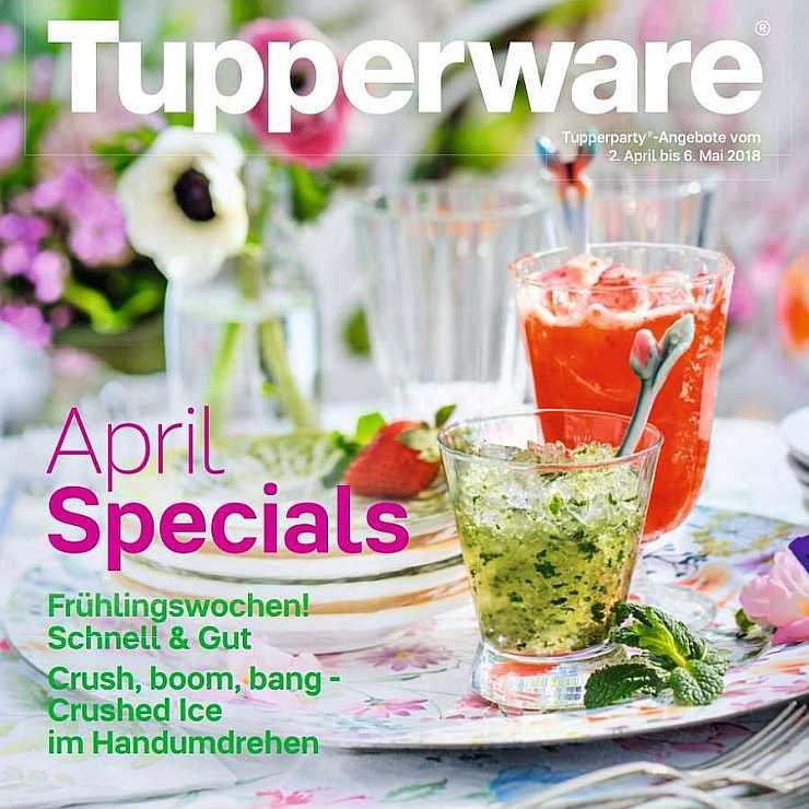 Mit dem April-Angeboten kommen die Frühlingswellen