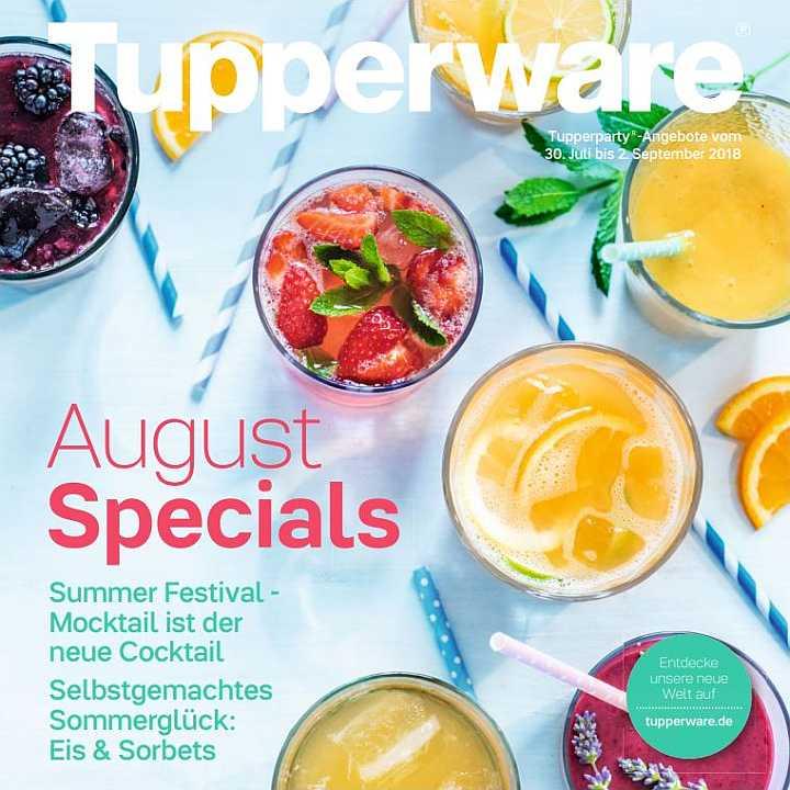 Das sind die August-Specials 2018