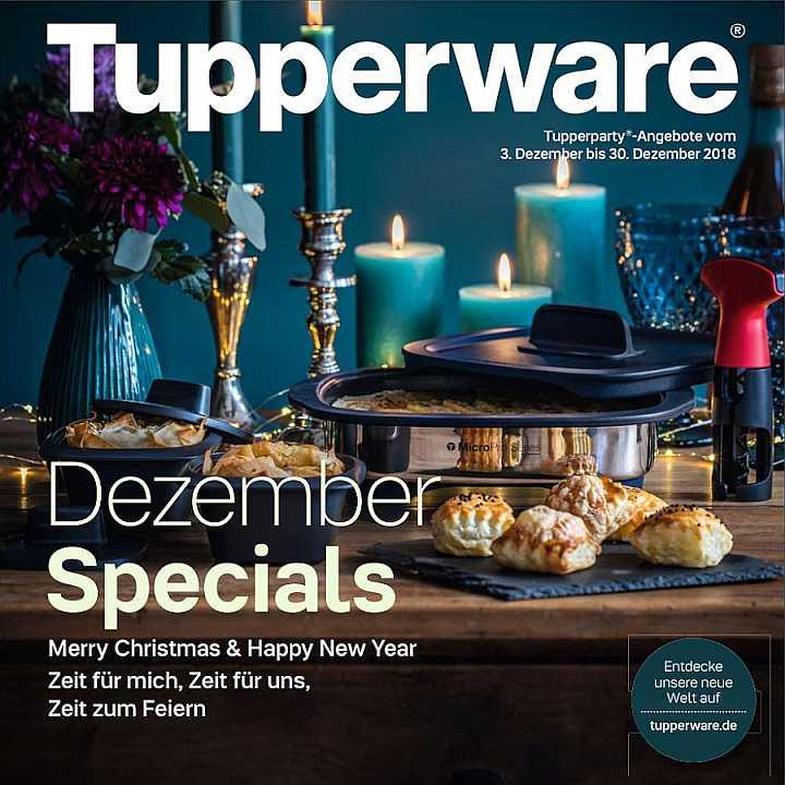 Tupperware im Advent – Die Dezember-Specials
