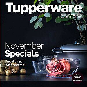 Der November 2019 bei Tupperware