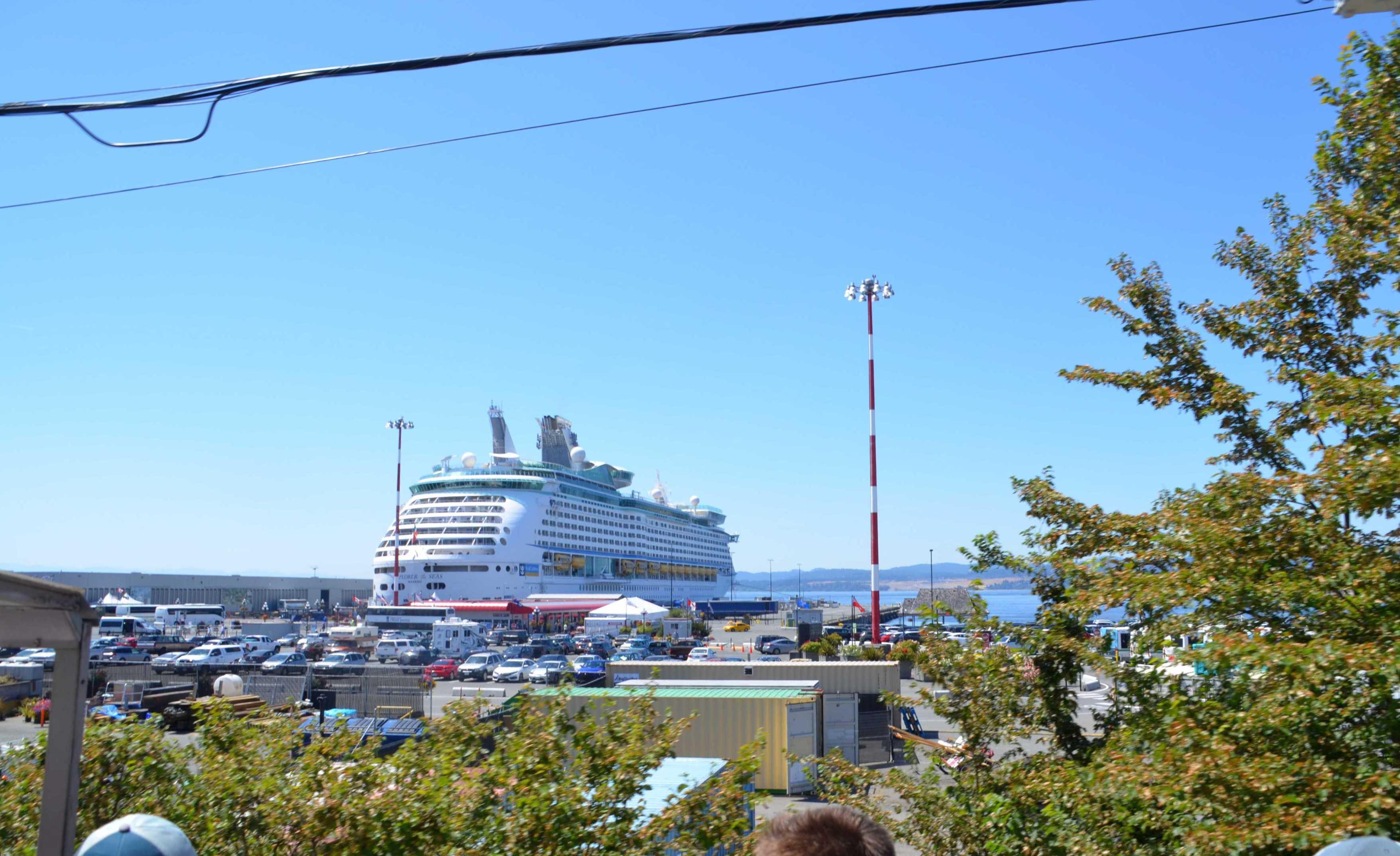 Ein Urlaubsrückblick (2) – Das Schiff