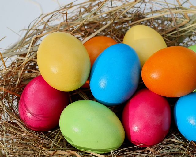 Freitagsgedanken eines Tupperware-Beraters –  Ostern